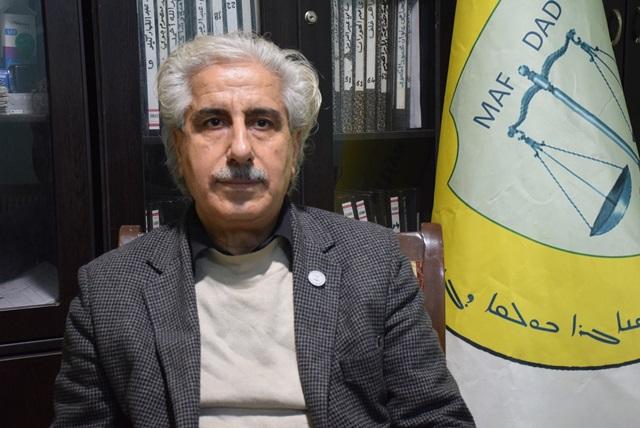 Photo of حقوقي: صمت المنظمات الحقوقية أبشع مما تقترفه تركيا بحق المعتقلين