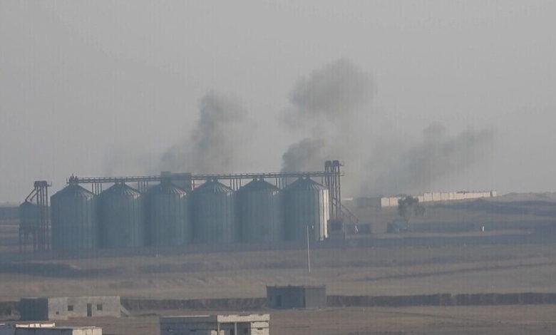 Photo of قسد: مقتل 12 مرتزق وتدمير آلية عسكرية في عين عيسى