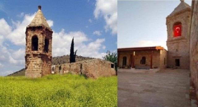 """Photo of على غرار آيا صوفيا.. تركيا تحول """"موقع النبي هوريّ"""" الأثريّ إلى مسجد"""