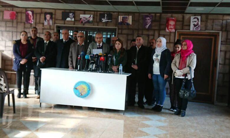 Photo of الـPYNK تدين الصمت الدولي وحكومة دمشق حيال الهجمات التركية على عين عيسى