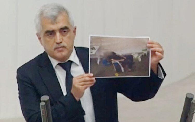 Photo of برلماني: التحالف الحاكم في تركيا سبب سيلان الدماء الكردية التركية