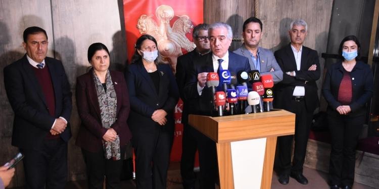 Photo of المؤتمر الوطني KNK يكشف عن نتائج جولته في إقليم كردستان