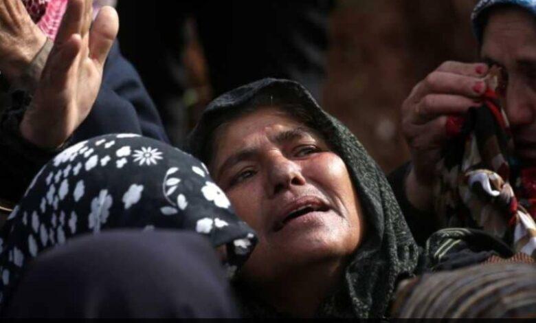 Photo of كرديات عفرين.. شهادات مروعة من داخل الأقبية التركية