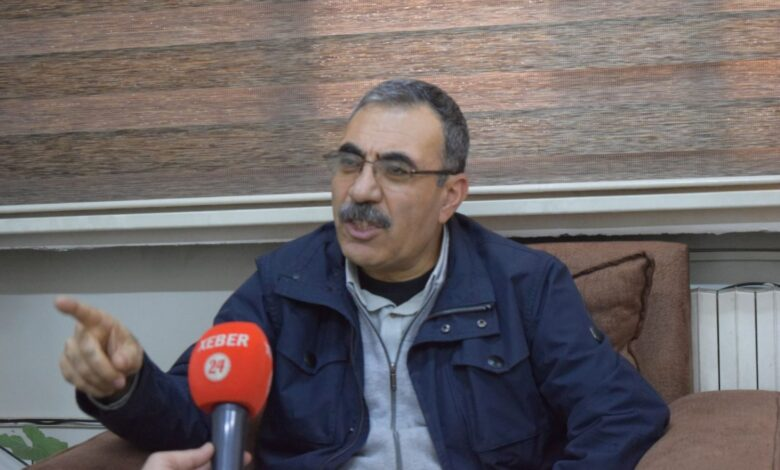 Photo of آلدار خليل لخبر 24: الحوار الكردي توقف لأن رعاة هذا الحوار أعطوه فاصلاً