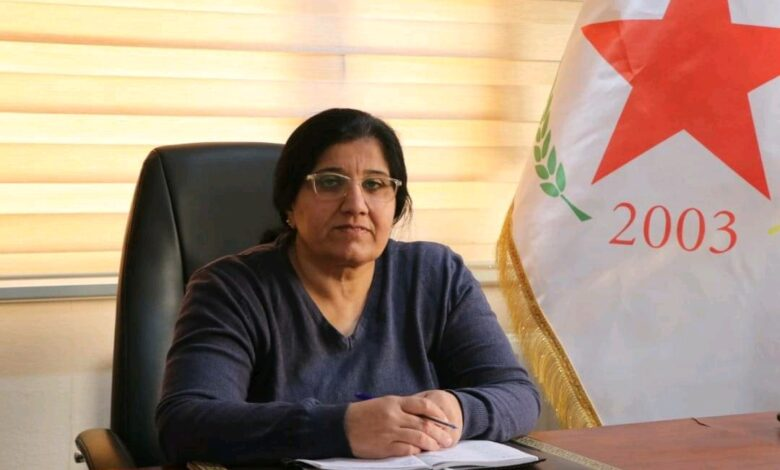 Photo of شريفة حسن: وحدة الصف الكردي ضمن أولوياتنا الاستراتيجية