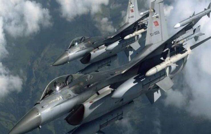 Photo of اليونان تعترض مقاتلات تركية فوق المتوسط