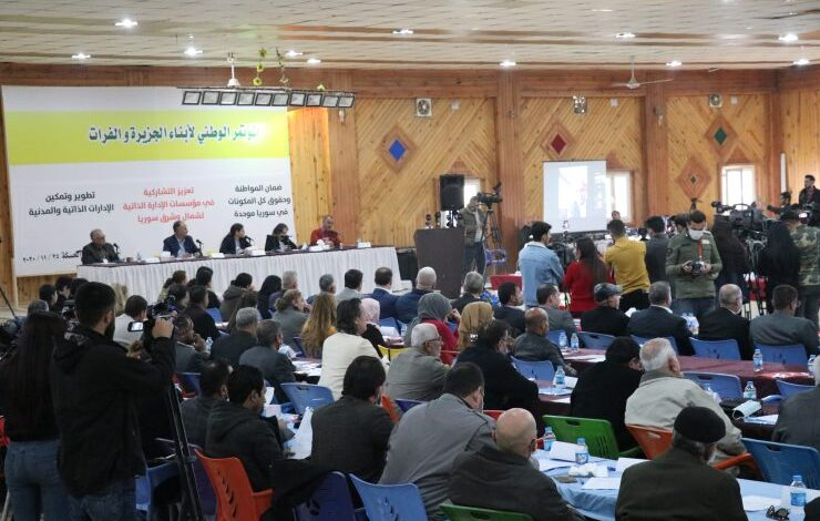 Photo of تصاعد جهود محاربة الفساد في مناطق الإدارة الذاتية بعد عقد مؤتمر ابناء الجزيرة والفرات