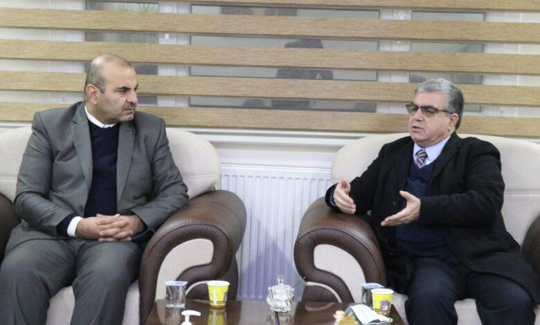 Photo of الـ PYD و P.D.P.K.S: على جميع الأحزاب الانخراط في الحوار الكردي الكردي