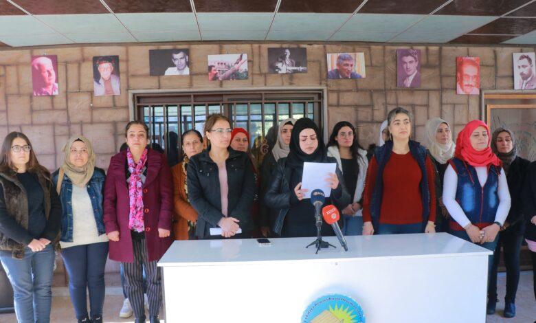 "Photo of مكاتب المرأة في الأحزاب السياسية تدين القرار الصادر بحق المناضلة ""ليلى كوفن"""