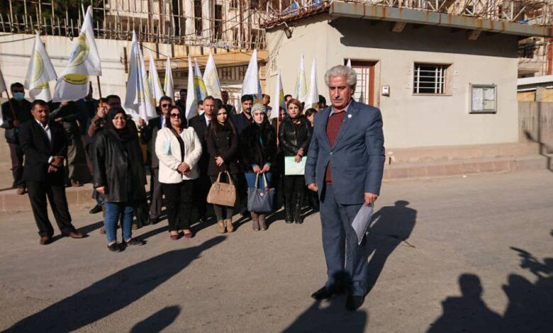 Photo of محامو إقليم الجزيرة يناشدون منظمات حقوقية دولية بإنهاء الاحتلال التركي