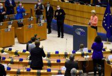 Photo of الاتحاد الأوروبي يدعو تركيا لاحترام حقوق الانسان والافراج عن دميرتاش
