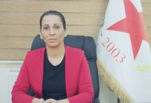 Photo of عائشة حسو: سنرفع وتيرة النضال والمقاومة حتى تحرير عفرين