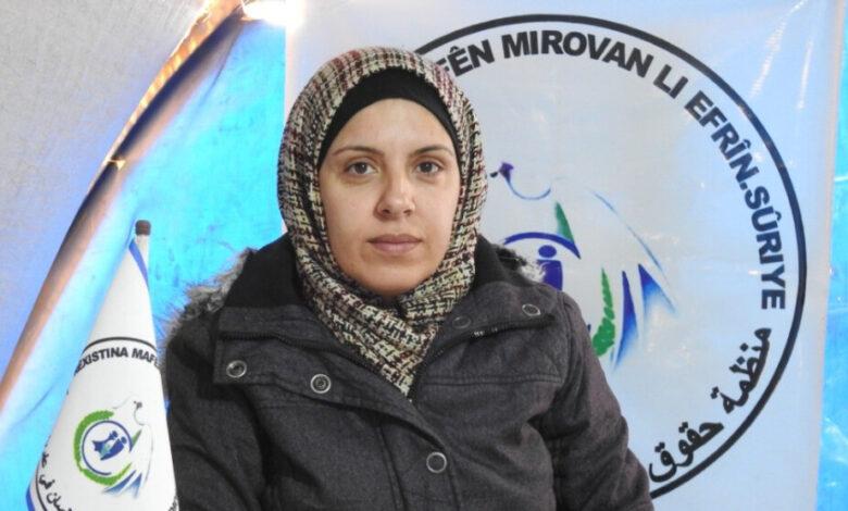 "Photo of هيهان علي: ردود الفعل الدولية حيال الانتهاكات في عفرين ""حبر على ورق"""