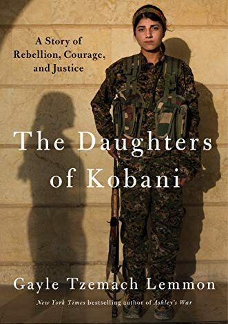 Photo of (بنات كوباني) كتاب قيد الإصدار حول انتصار المرأة الكردية على داعش