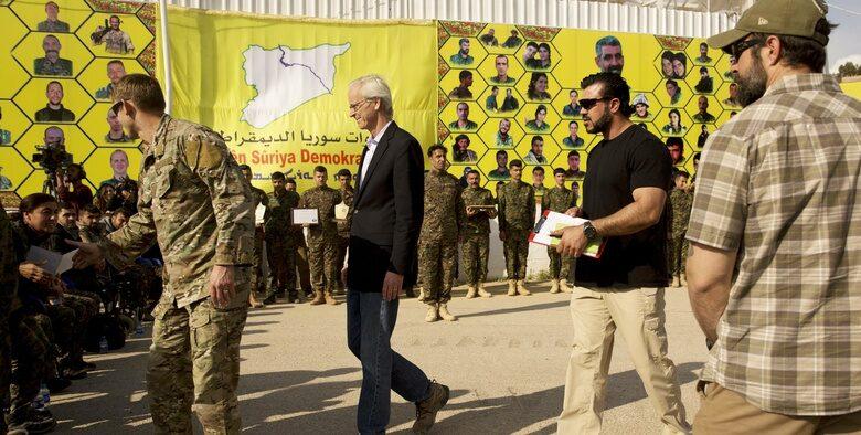 Photo of دبلوماسي أمريكي يُقَيِّم الإرث الأمريكي في سوريا