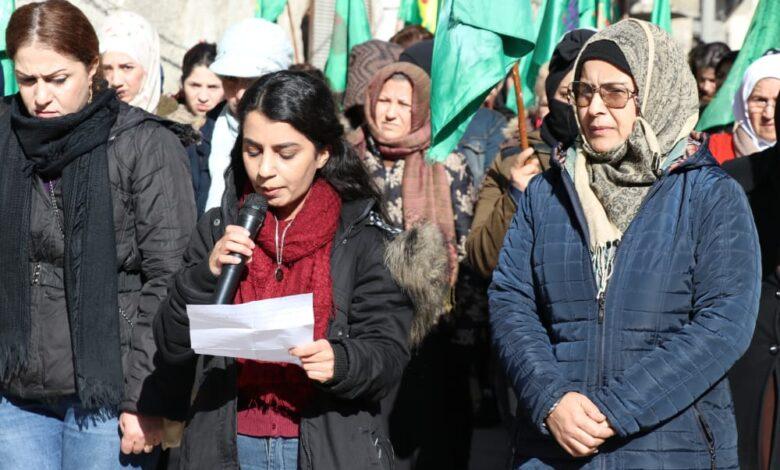 Photo of مؤتمر ستار يستنكر اغتيال الإداريتين في مجلس تل الشاير