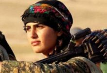 Photo of مقاومة المرأة الكردية هي البوابة لحرية نساء العالم