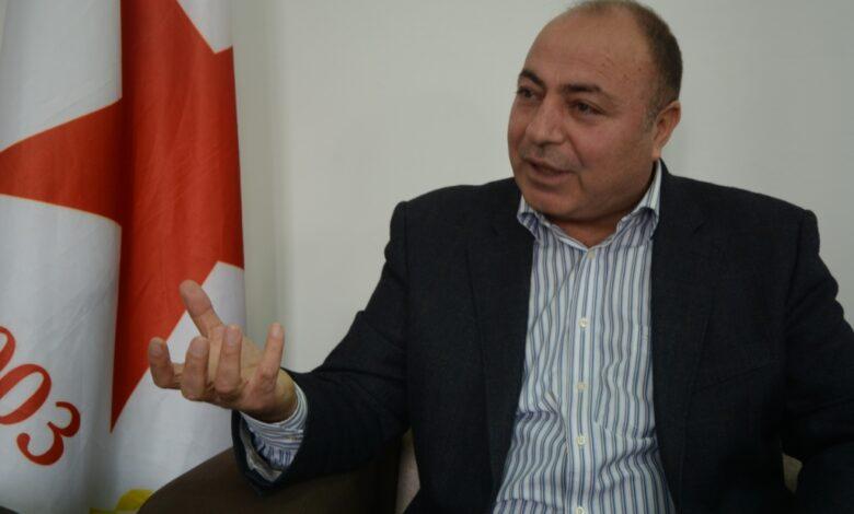 Photo of بكر حج عيسى يؤكد على وحدة وتكاتف جميع المكونات السورية لمجابهة المخططات الاستعمارية