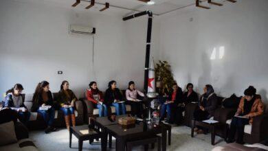 Photo of اجتماع مجلس المرأة لـ PYD في اقليم الفرات