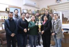 Photo of نادي برخدان الرياضي يهدي فوزه في بطولة الأشبال لكرة القدم إلى حزبنا