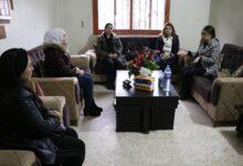 Photo of وفد من علاقات المرأة في الـ PYD يزور مكتب حزب النضال الديمقراطي في قامشلو