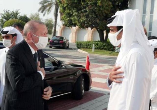 Photo of هل ستنجح قطر بالتوسط لدخول تركيا نادي المصالحة الخليجية؟