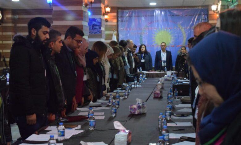 Photo of مجلس المرأة في الاتحاد الديمقراطي يعقد ندوة حوارية في إقليم الفرات