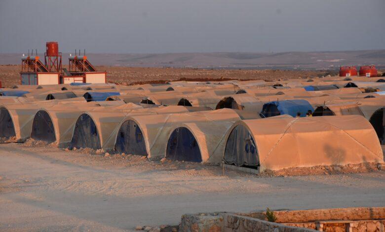 Photo of مخيم سردم… معاناة مستمرة وغياب المنظمات الإنسانية