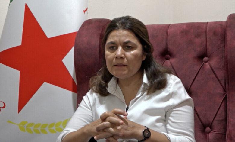 Photo of فوزة يوسف: ثورة المرأة في روج آفا وشمال وشرق سوريا أصبحت أملاً لجميع نساء العالم