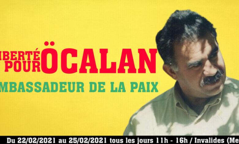 Photo of فرنسا… فعاليات احتجاجية متعددة للمطالبة بحرية القائد أوجلان