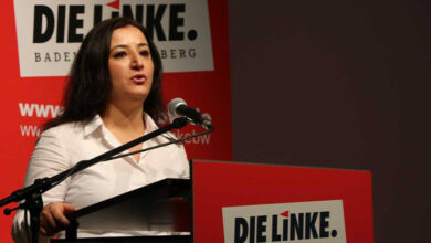 Photo of تهديدات بالقتل تطال النائبة الألمانية الكردية (جوكاي أكبولوت)