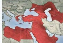 Photo of العجلان يرد على خريطة لتركيا تشمل السعودية والخليج عام 2050: إلى صفر تعامل مع تركيا