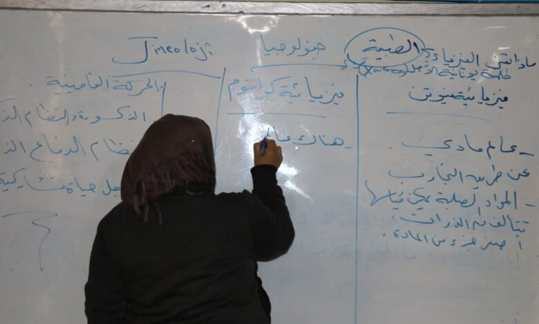Photo of متدربون: علم المرأة معنيٌ بخلق مجتمع ديمقراطي حر