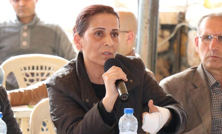 Photo of عائشة حسو: بتصعيد النضال والمقاومة سيكون العام المقبل هو عام حرية القائد