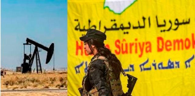 """Photo of البنتاغون: حماية النفط مسؤولية (قسد) بينما واجبنا مكافحة تنظيم """"داعش"""""""