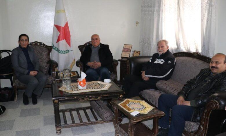 Photo of الديمقراطي الكردي السوري والـ PYD يؤكدان: الإدارة الذاتية نموذجٌ لسوريا المستقبل