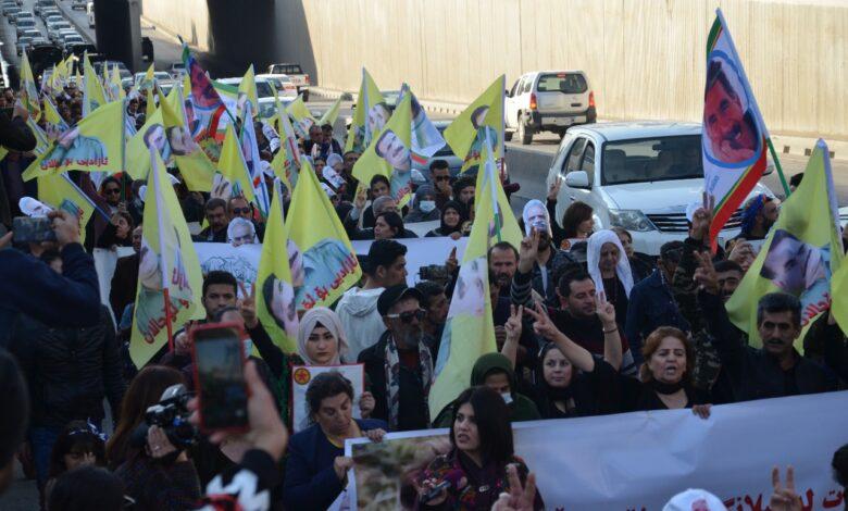 Photo of قوى سياسية ومدنية في السليمانية تستنكر مؤامرة 15  شباط