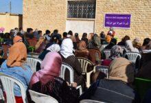 Photo of مجلس المرأة في الـ PYD يعقد سلسلة من الاجتماعات في مقاطعة كوباني