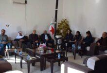 Photo of وفد من حزب سوريا المستقبل يزور مكتب الـ PYD في كوباني