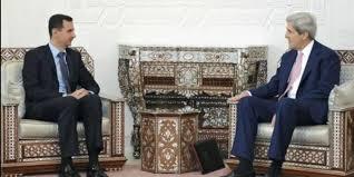 """Photo of خلف الكواليس؛ مسودة اتفاق سلام بين """"الأسد وإسرائيل"""""""