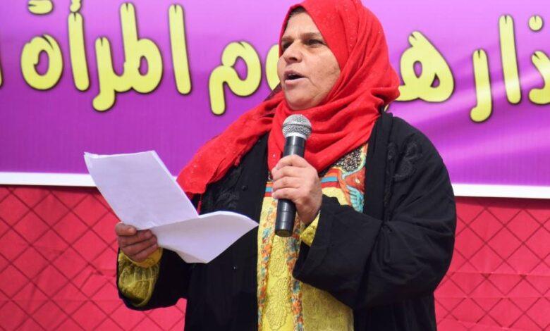Photo of نساء دير الزور: لأول مرة في تاريخ المنطقة نحتفل باليوم العالمي للمرأة