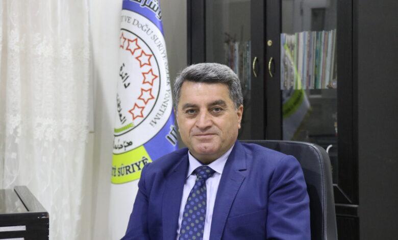 Photo of عبد الكريم عمر: نعمل على تعزيز العلاقات مع المحيط العربي