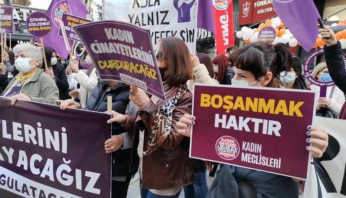 Photo of منظمات نسوية تركية: لن نترك جرائم قتل النساء دون معرفة مرتكبيها