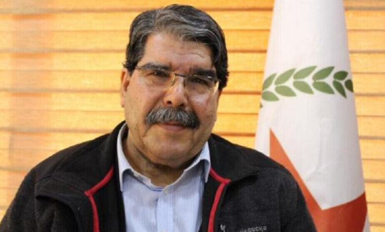 Photo of صالح مسلم: الشعب الكردي لن يغادر الميادين والساحات لحين الحصول على معلومات إيجابية حول ما يحصل في إيمرالي