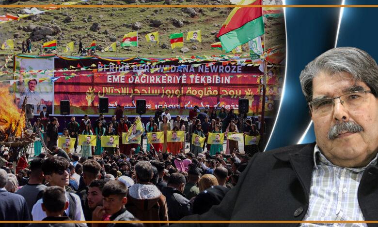 Photo of صالح مسلم: نوروز 2021 رسالة من الشعب الكردي في وجه مخططات الإبادة