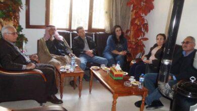 Photo of وفد من مكتب العلاقات في الـ PYD يزور مكتب الاتحاد الليبرالي الكردستاني