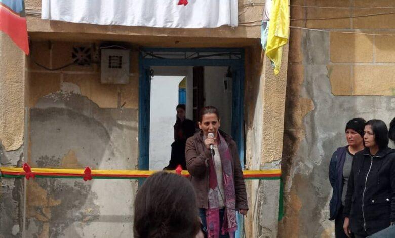 Photo of عائشة حسو: على المجتمع الدولي وضع حد للاحتلال التركي ومرتزقته لعفرين