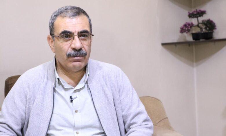 Photo of آلدار خليل: الثورة هي كل ما نملك و ضحاك اليوم أقوى من ضحاك التاريخ