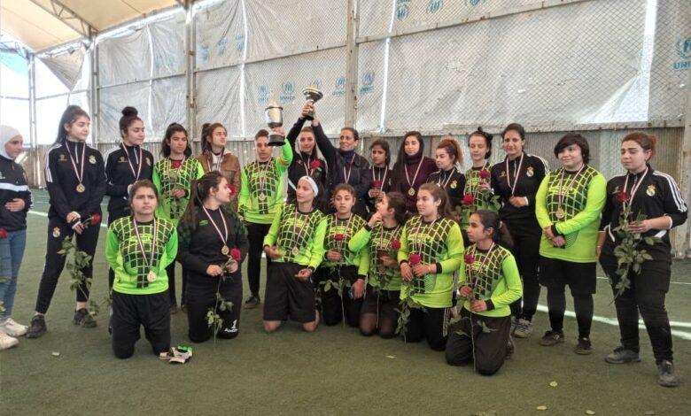 Photo of ضمن فعاليات اليوم العالمي للمرأة فريق  برخدان للسيدات يحقق فوزاً ثميناً