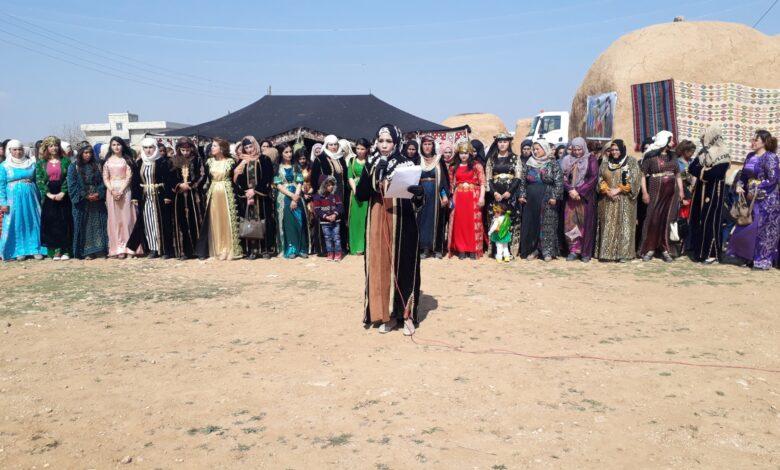 Photo of نساء قرى مقاطعة كري سبي : النضال هو سبيلنا من أجل حياة حرة كريمة